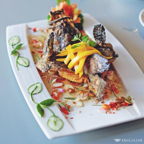 Ikan Goreng ala Thai