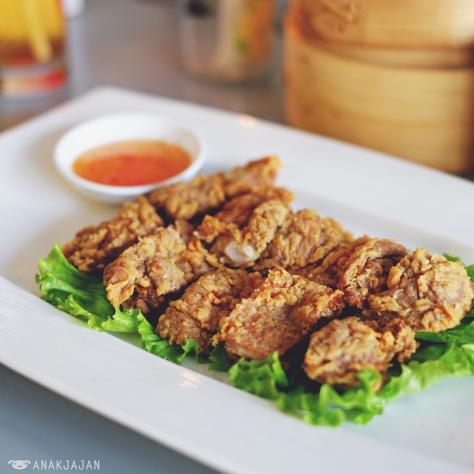 Taiwanese Crispy Chicken