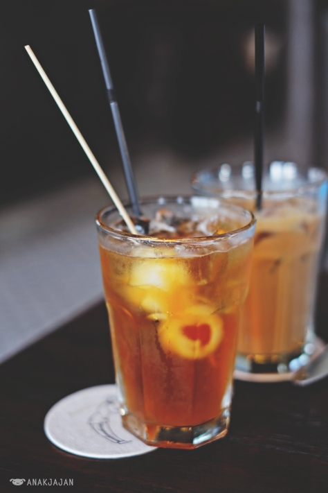 House Lychee Tea IDR 25k