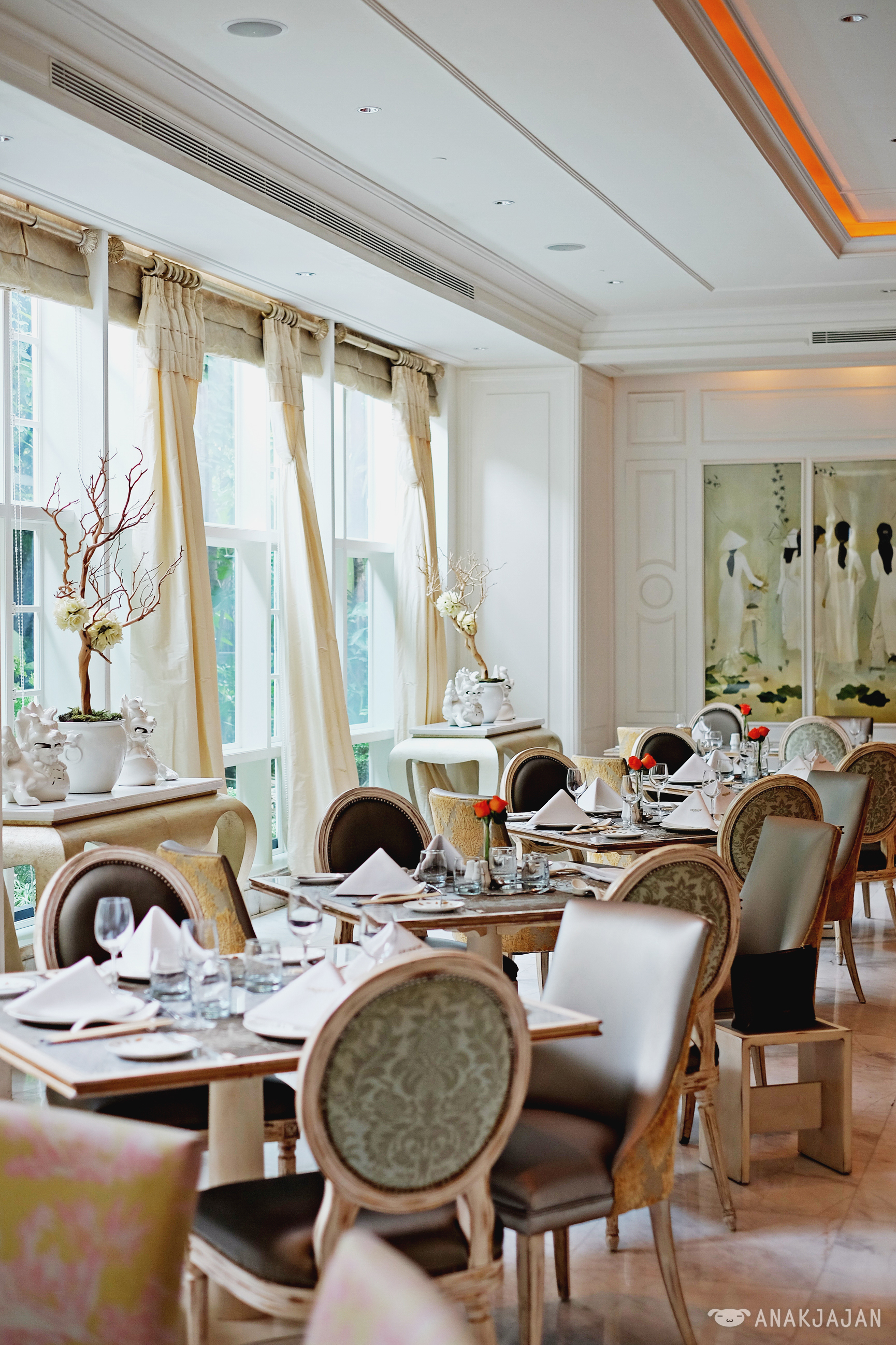 Sunday Brunch Orient 8 Hotel Mulia Senayan Jakarta Anakjajan Com