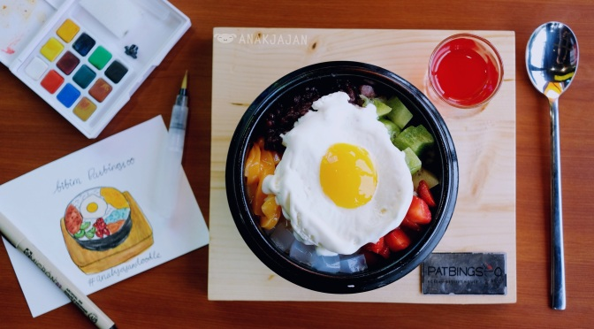 PatBingSoo Korean Dessert House