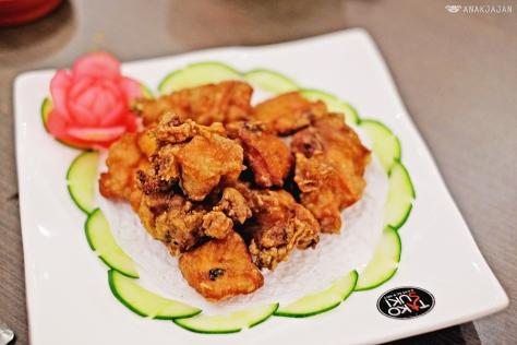 Fried Chicken with Tako Seasoning IDR 46k