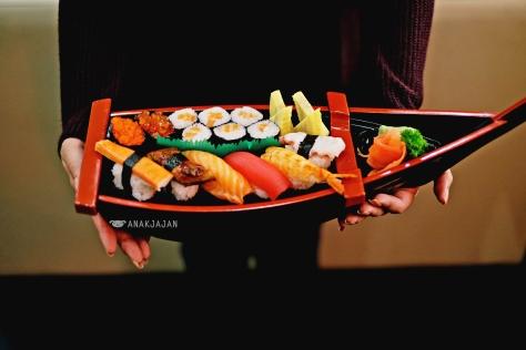 Sushi Combo IDR 150k