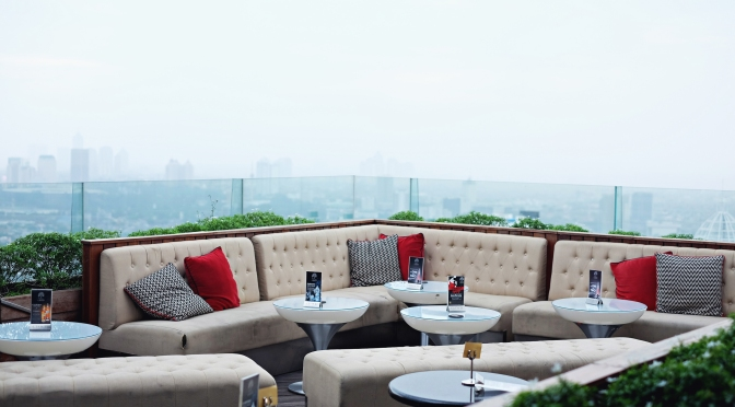 Cloud Lounge Living Room Jakarta