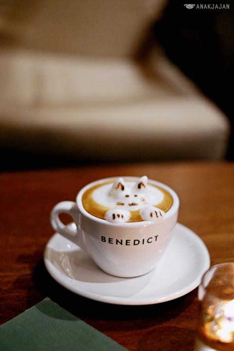 Cafe Latte IDR 45k