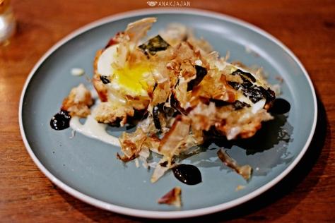Scotch Eggs IDR 35k