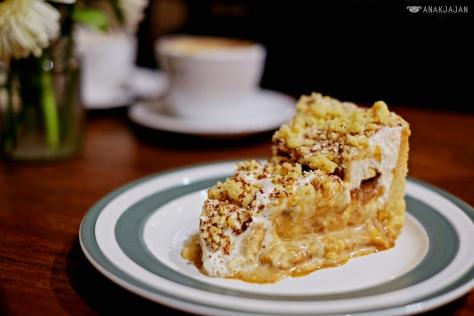 Banoffee Pie IDR 40k