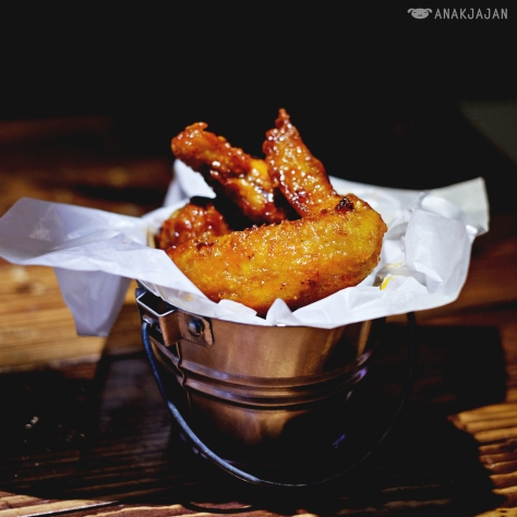 Spicy Honey Chicken Wing IDR 44.5k