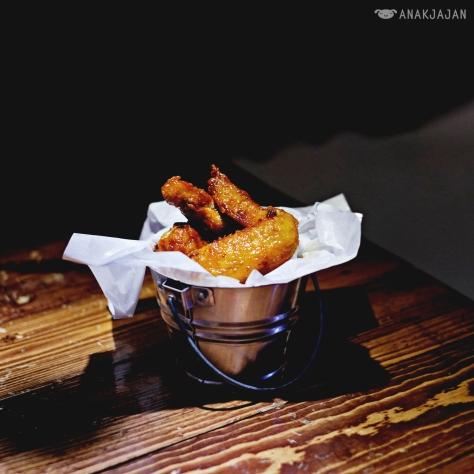 Spicy Honey Chicken Wing IDR 44.5k