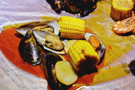 Mussel IDR 58.5k