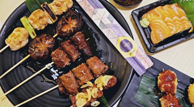 Roba Yakitori, Mall Taman Anggrek – Jakarta