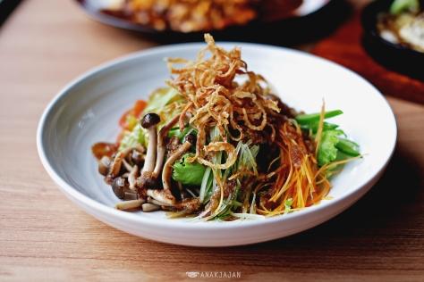 Wafu Salad IDR 30k