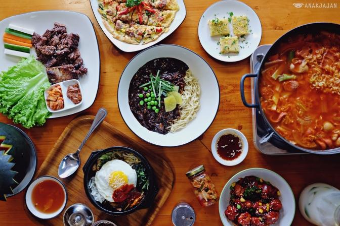 JJANG KOREAN NOODLE AND GRILL – Wolter Monginsidi Jakarta