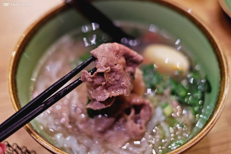 Pho Wagyu Beef Slices IDR 130k