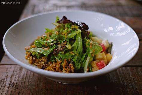 Soybean Truffle Tangy Salad IDR 75k