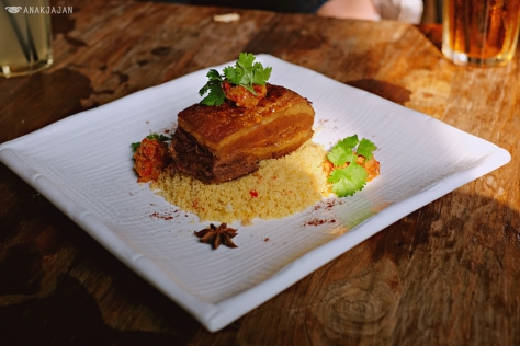 Chinese Style Pork Belly Confit IDR 157k