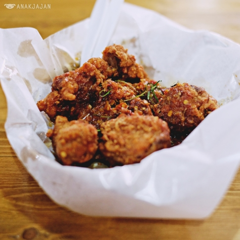 Fried Chicken with Rica Sambal - Legoh