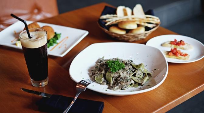 Trattoria Cucina Italiana – St. Moritz, Lippo Mall Puri Jakarta