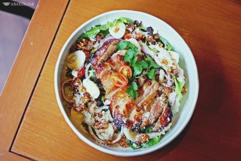 Thai-Style Caesar Salad IDR 95k