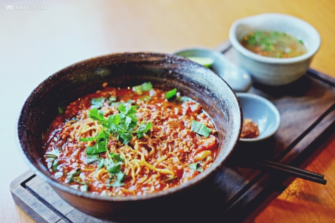 Laos-Style Minced Chicken Nahm Prik Ong IDR 95k