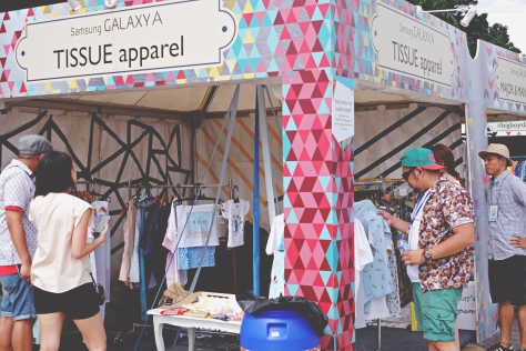 lifestyle booth