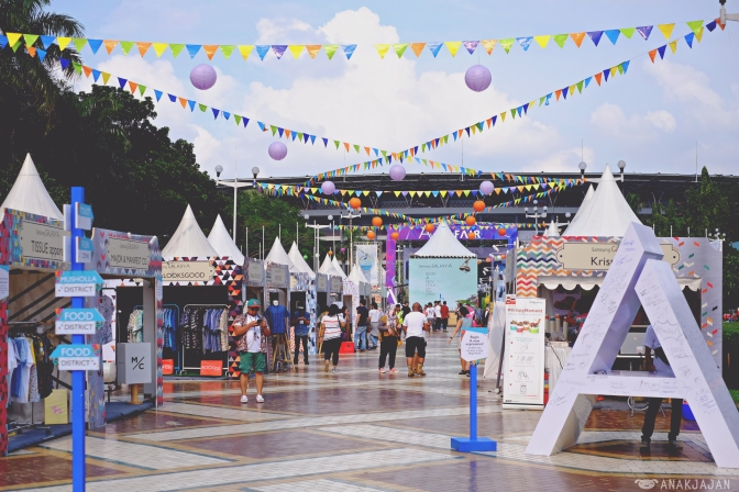 Festivity at Avenew Fair and A Market #BeginWithA