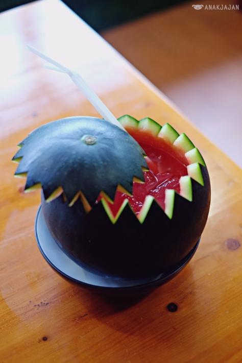 Subak (watermelon) Soju IDR 179k
