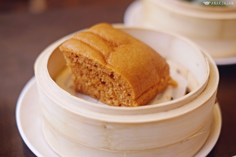 Steamed Egg Cake IDR 28.8k