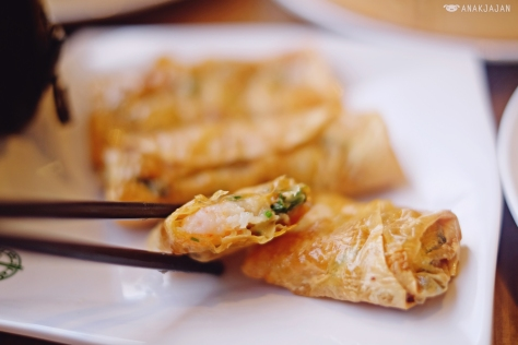 Beancurd Skin Roll with Shrimp IDR 38.8k
