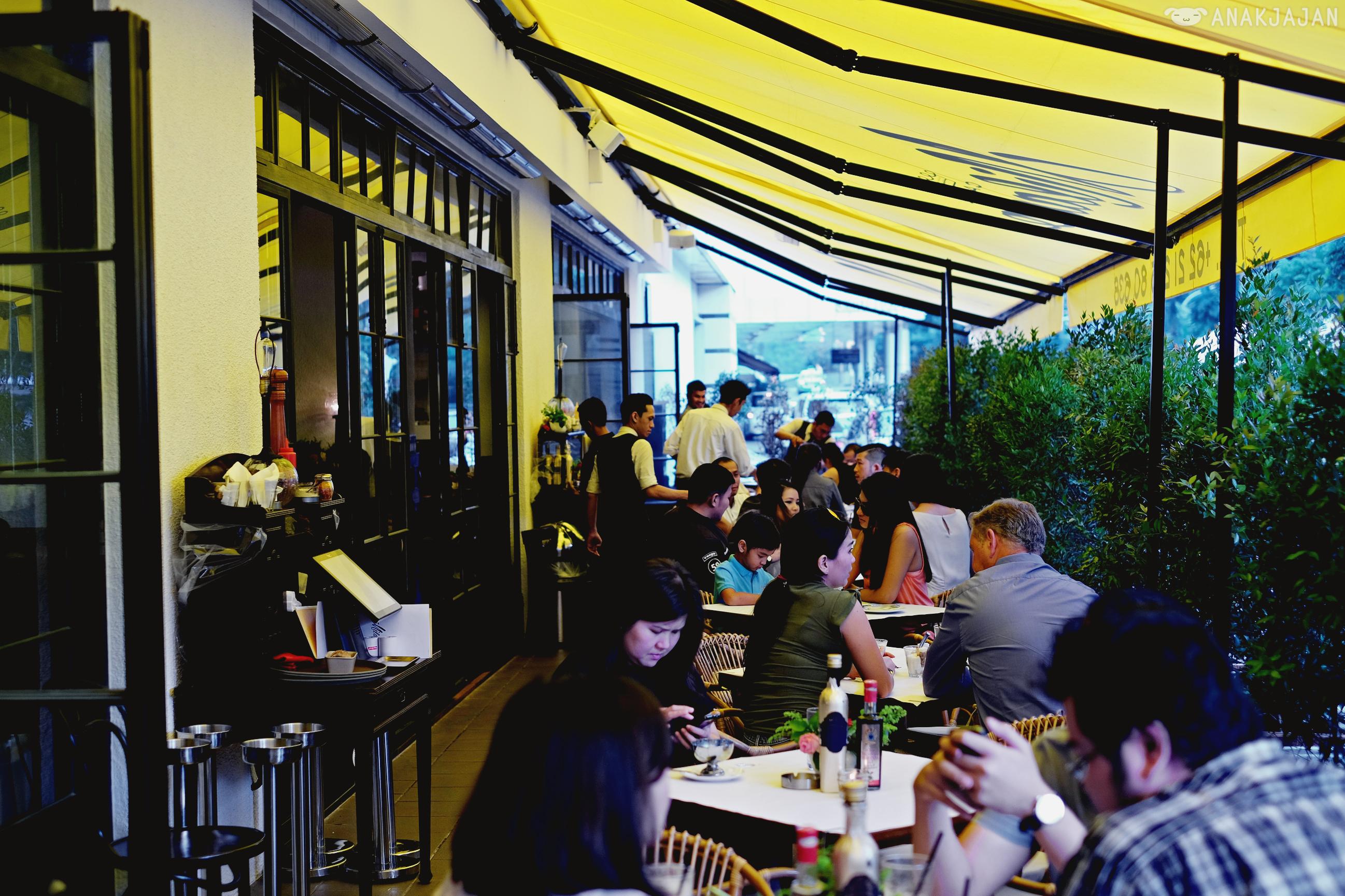 Caffe Milano – Grand Indonesia Jakarta | ANAKJAJAN COM