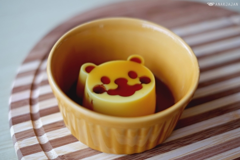 Flan de Leche (Caramel Pudding) IDR 17k