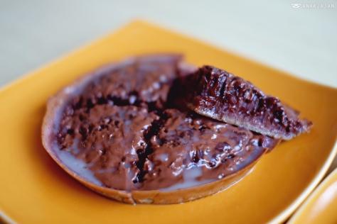 Taro Nutella IDR 17.5k