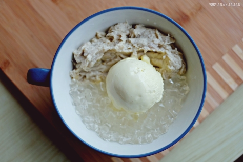 Durian Shaved Ice IDR 36k