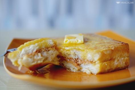 HongKong Style French Toast IDR 30k