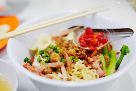 Bakmi Tiong Shim - Selat Panjang
