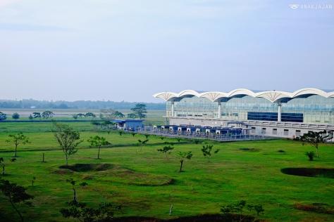 Kuala Namu Airport - Medan