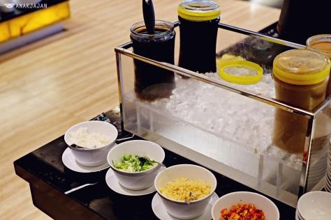 shabu shabu sauce condiment