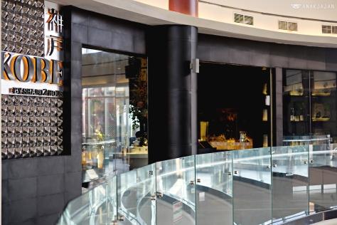 Kobe Japanese Restaurant Menu