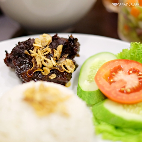 grilled oxtail