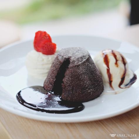 Chocolate Lava IDR 38k