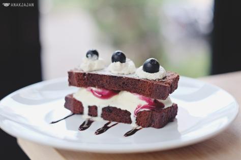 Brownies IDR 38k