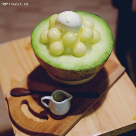 Melon Bingsoo IDR 68k
