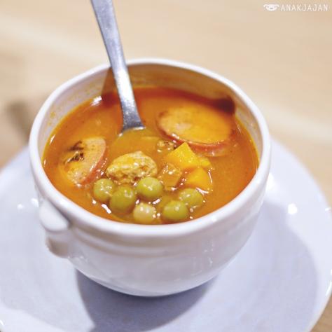 Sup Tomat Mevrouw Mintje IDR 20k
