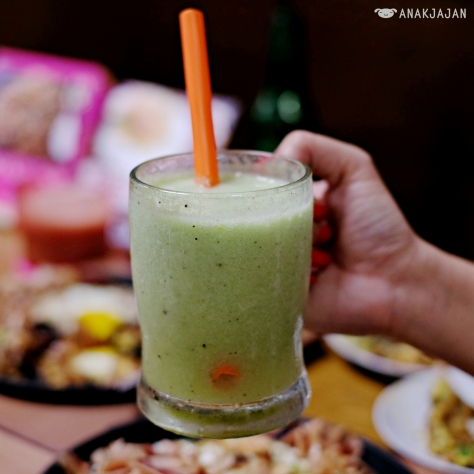 Beer Frappe (Strawberry/Lemon/Kiwi Lime) IDR 55k