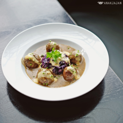 Swedish Meat Balls IDR 34.5k