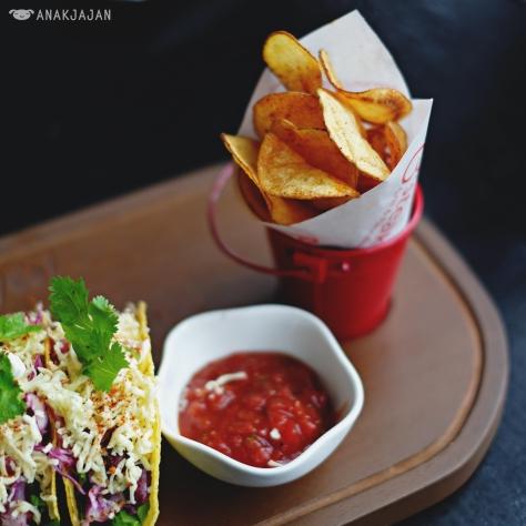 Beef Tacos IDR 38.5k
