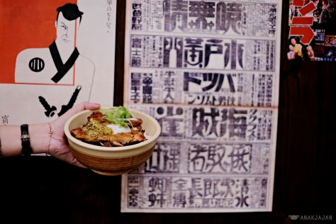 Yakitori Don Mini, IDR 31.8k/ Regular IDR 36.4k