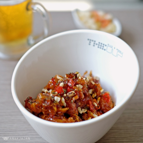 Spicy Dakgangjeong IDR 68k