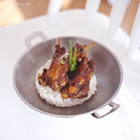 Gatromaquia Spare Ribs with Fragrant Rice IDR 129k