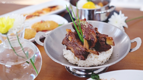 Gatromaquia Spare Ribs with Fragrant Rice IDR 129k